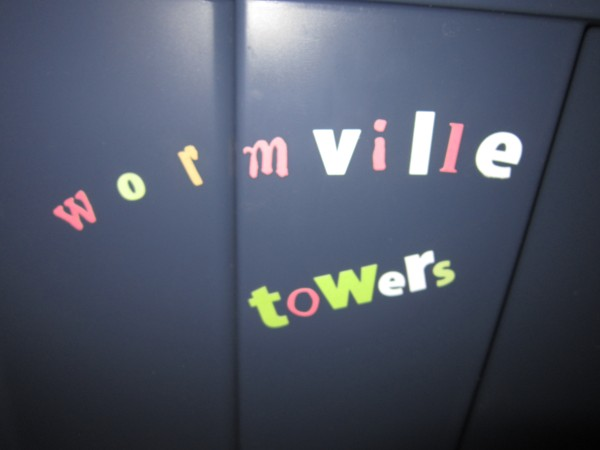 Wormville Towers