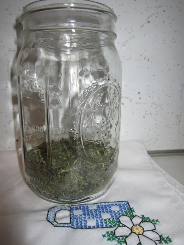 Ounce of dried nettle