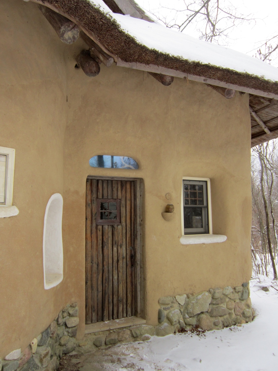 Adventures in Natural Building: Strawbale Studio