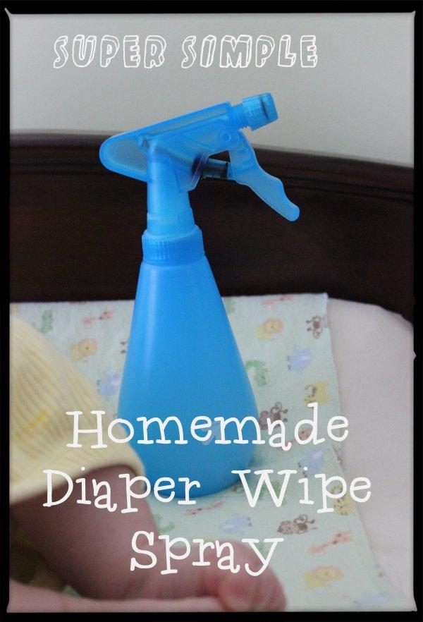 diaper spray
